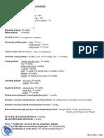 Cirkulacija Beleska Fiziologija Medicina PDF