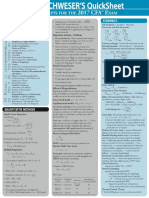 CFA 2017 Level 2 Schweser Quicksheet.pdf