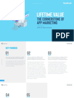 Lifetime Value the Cornerstone of App Marketing