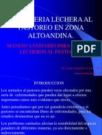 Carbunco Sintomatico Manejo Santario - M.v. Arana-1
