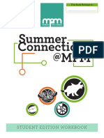 MPM Summer Connections Student Final