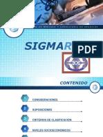 Presentación SIGMARKET