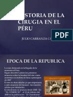 XIX XX HISTORIA DE LA CIRUGIA