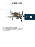 _Bolt Action - American Warplanes Working Copy
