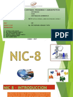 Nic 8 - Exposicion