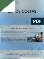 Ley de Costas[1436]