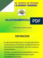 c Glucosaminoglucanos