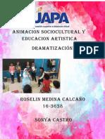 Trabajo Final de Edcuacion Artistica- Roselin (1) y Sonya