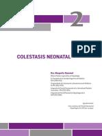PRONAP - Colestasis Neonatal
