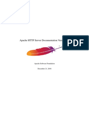 Httpd Docs 2 4 25 En   Apache Http Server   Computer Networking