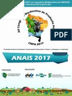 CNPA 2017 - Trabalhos publicados