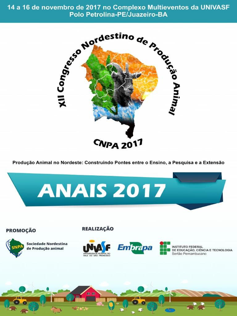 CNPA 2017 - Trabalhos publicados e5f48e695d