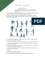Alongamento Balístico Envolve Movimentos Rápidos Feito de Forma Repetitiva