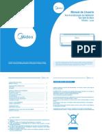 Manual Usuario MS9A 22HRN1 QB8W