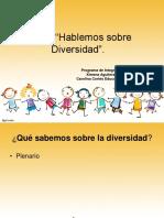 Diversidad