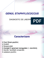 Dg Laborator Stafilococ Streptococ