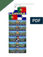 Loriga – Portugal _ Lorica Lusitanorum Castrum Est _ Lorica Lusitanorum Civitas Est
