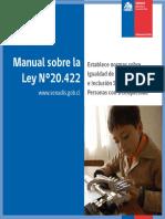 Manual de La Ley 20.422 (1)
