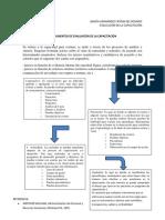 Instrumentos de Evaluacion de La Capacitacion