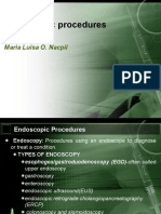 Endoscopy Report