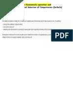 Defensa e Introducción Del Programa Anual