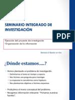 Semana 9 - Material on Line 1 - Organización de La Información - Fichas Para La Elaboración de Los Esquemas(1)
