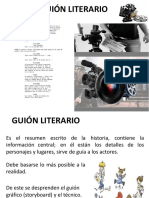GUION LITERARIO
