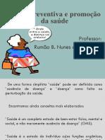 Prevenção e Promoção da Saúde.ppt