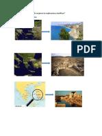 En qué ciudades del mundo surgieron las explicaciones científicas.docx