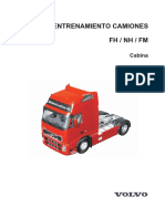 Cabina Entrenamiento Camiones Fm12