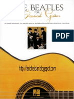 The_Beatles for Classical_Guitar-arr.john hill.pdf