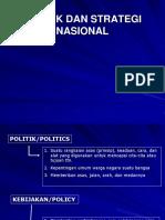 Politik Dan Strategi Nasional.ppt