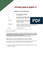 Informe 007- Observaciones Al Plan de Contingencias v.01