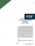 Cordero - Acerca de La Inexistencia de Una Tercera Vía de Investigación en Parménides
