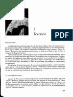 Biografía Boccaccio