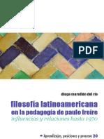 Filosofía Latinoamericana en La Pedagogía de Paulo Freire