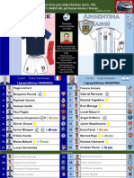 VM 8-del 1 180630 Frankrike - Argentina 4-3