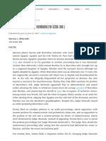 Suroza v. Honrado (110 SCRA 388 )