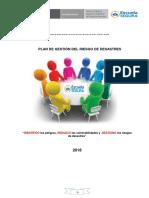 Estructura Pgrd i.e.