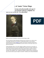 .- 31 de Agosto Baudelaire y El