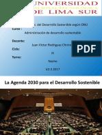 Dimensiones Del Desarrollo Sostenible
