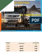 Volquete Volvo Diapositiva
