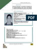 Cv - Aux. en Administración de Empresas