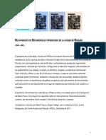 Relevamiento Documentales Rosario