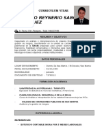Curriculum Reynerio (1)