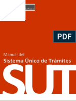 SUT Manual de Usuario