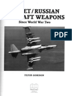 Soviet Aircraft Weapons