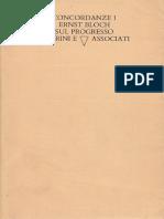 Ernst Bloch - Sul Progresso