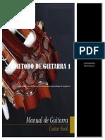 Metodo de Guitarra 1 Seb