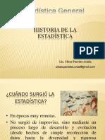 1 Historia de La Estadistica Ulises